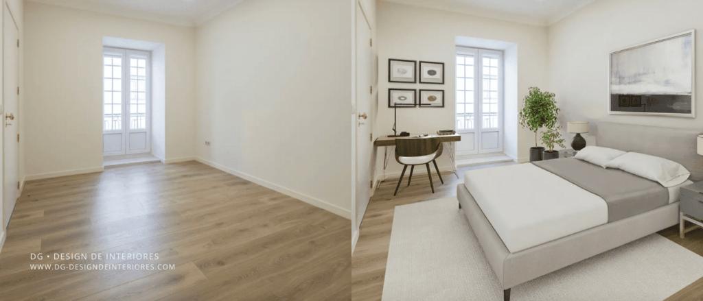 Imobiliário Digital Virtual Staging