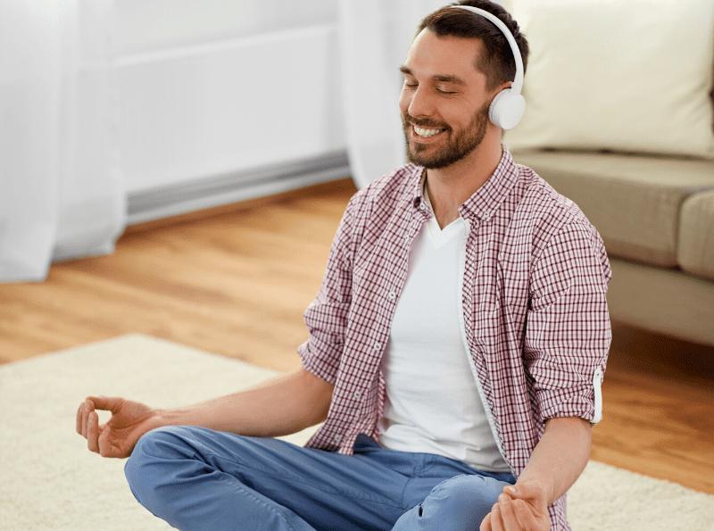 meditação e desenvolvimento pessoal