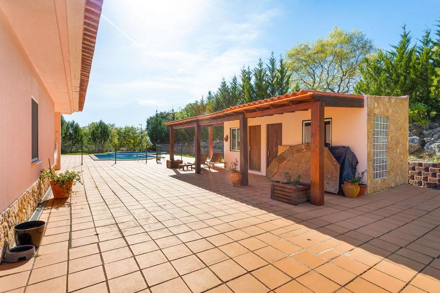 Vende Quinta em Bucelas, um espaço de sonho